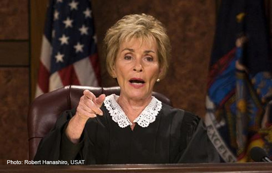 Judge Judy Hair Cut http://www.zimbio.com/Judge+Judy+Sheindlin/articles/j06Y3EVBax0/JUDGE+JUDY+Tosses+Reality+Drama+Out+Court
