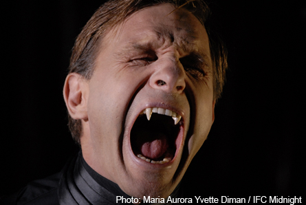 Pictured: Thomas Kretschmann as Dracula.