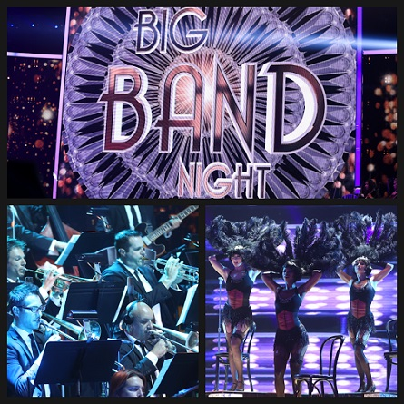 X Factor USA Big Band Week