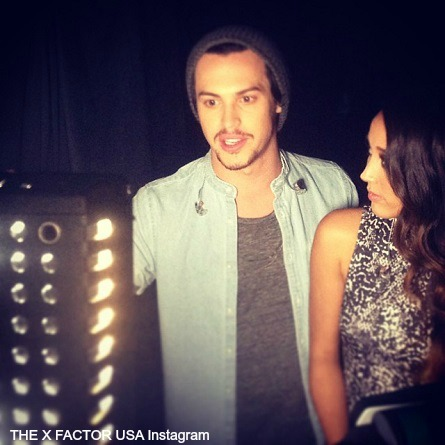 THE X FACTOR USA - Alex & Sierra unplugged