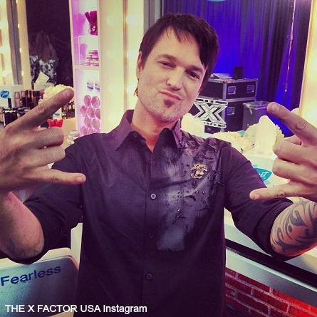 THE X FACTOR USA - Jeff Gutt unplugged