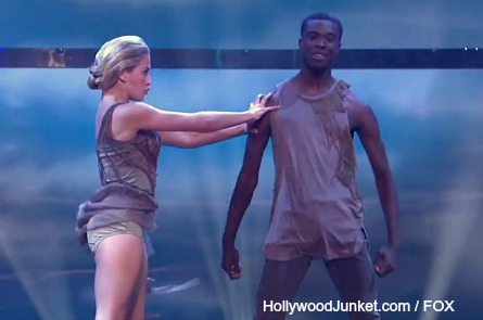 So You Think You Can Dance Top 18 - Jessica, Stanley