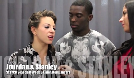 So You Think You Can Dance Top 18 -eliminated Jourdan, Stanley
