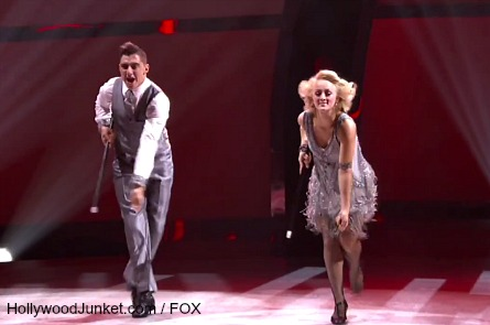 So You Think You Can Dance Top 18 - Tanisha, Rudy