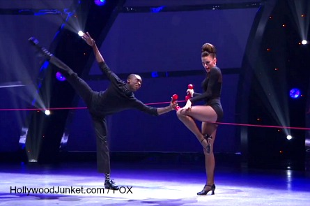 So You Think You Can Dance live shows week 2 - Malene, Stanley