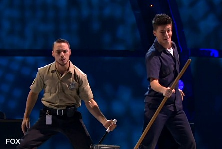 So You Think You Can Dance Top 20, Emilio and Teddy