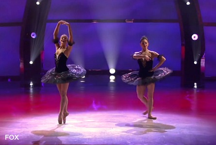 So You Think You Can Dance Top 20, Jourdan and Jacque