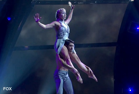 So You Think You Can Dance Top 20 Jessica and Ricky