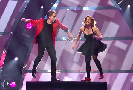 So You Think You Can Dance Top 20, Valerie and Zack