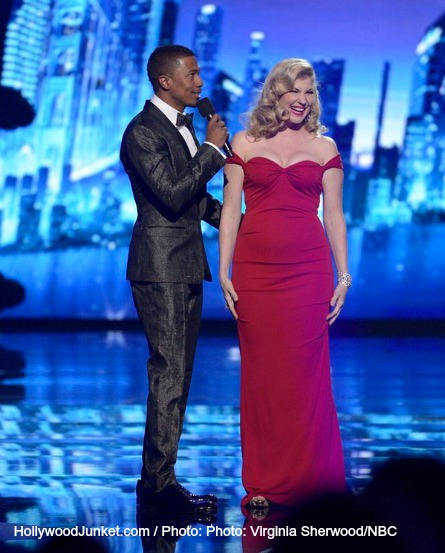 AGT season 9, Nick Cannon, Emily West