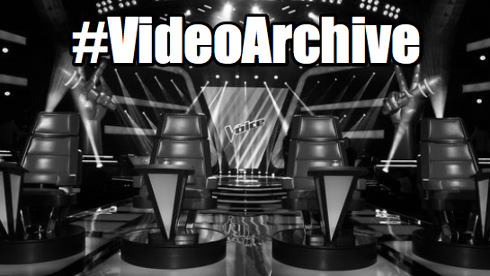 The Voice Video Archive