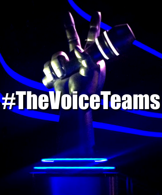 The Voice Teams