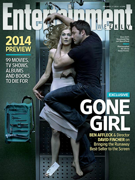 Gone Girl ETW cover