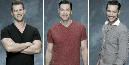The Bachelorette, Cory, Corey, Daniel