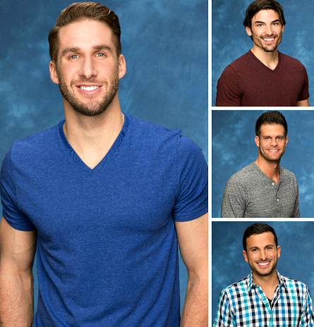The Bachelorette, Shawn B., Jared, Joe, Tanner