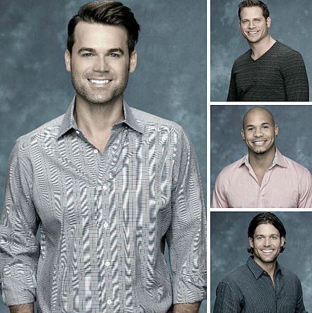 The Bachelorette, Ryan B., Ryan M., Kupah, Tony
