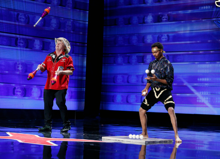 AGT, Syum and Juggling Taxi