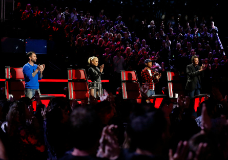 The Voice Live Playoffs week 2  coaches