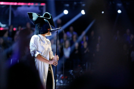 The Voice playoffs results sia