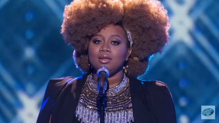 American Idol season 15 top 10, La'Porsha Renae