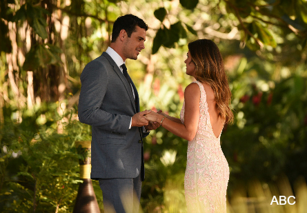 The Bachelor 20 finale, Ben Higgins, Jojo