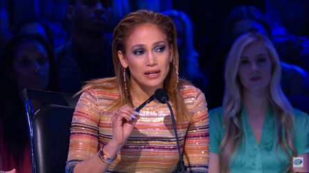 American Idol Season 15 Top 5, Jennifer Lopez