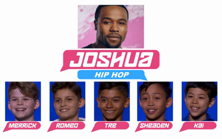 SYTYCD 2016, All-Stars Team Joshua