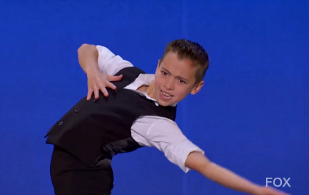 SYTYCD 2013 dance academy week 1, Jake