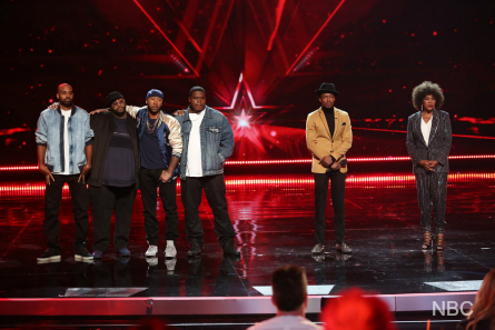 AGT 2016 Results 3, Linkin Bridge, Ronee Martin