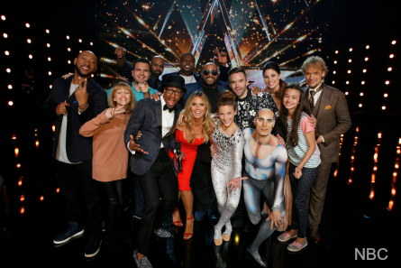 AGT 2016 final acts