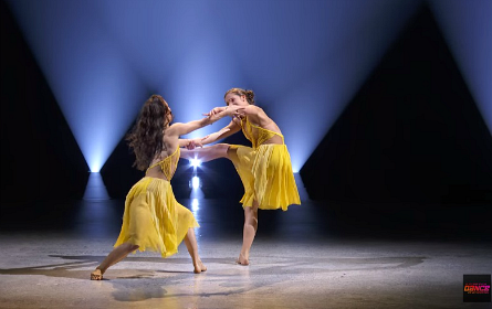 SYTYCD 250th episode, Kathryn, Tate