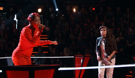 The Voice 11 Battles, Ali Caldwell vs Courtnie Ramirez