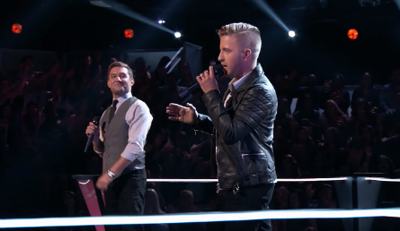 The Voice 11 Battles, Andrew DeMuro vs Billy Gilman