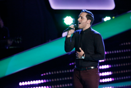 The Voice 11, Blind Auditions, Ponciano Seoane