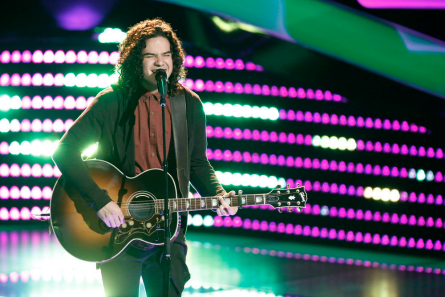 The Voice 11, Blind Auditions, Johnny Rez