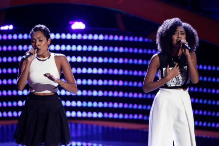 The Voice 11, Blind Auditions, Whitney and Shannon