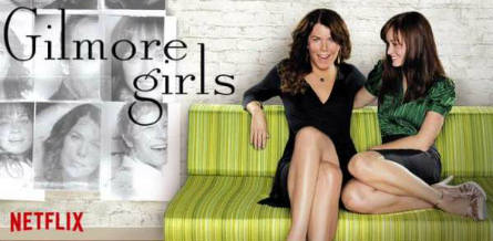 Gilmore Girls: A Year in the Life on Netflix