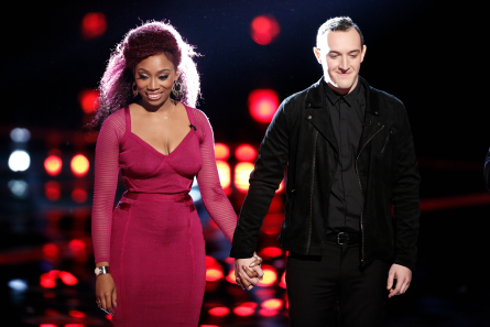 The Voice 11 Live Playoffs Twitter Instant Save