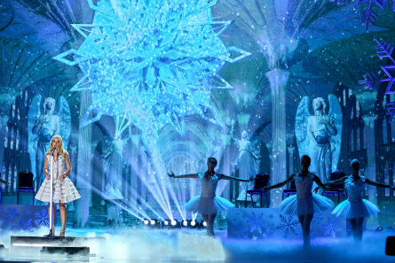 AGT 11, Holiday, Jackie Evancho