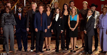 Celebrity Apprentice season 11 celebrities