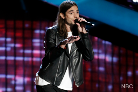 The Voice season 12 Blind Auditions, Johnny Gates