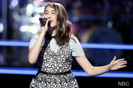 Voice 12 Knockouts, Hannah Eyre