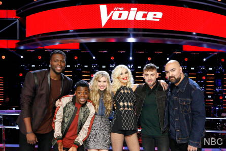 Voice 12 Knockouts, Team Gwen