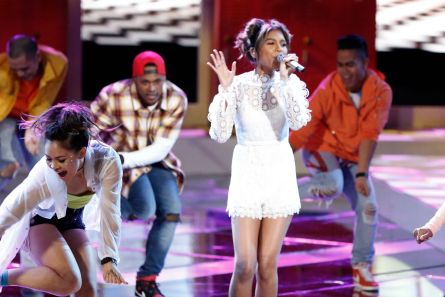 Voice 12 finale, Aliyah Moulden