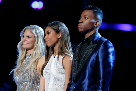 Voice 12 finale, Lauren Duski, Aliyah Moulden Chris Blue