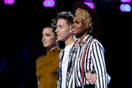 The Voice 12 Top 10 Results, Bottom Three