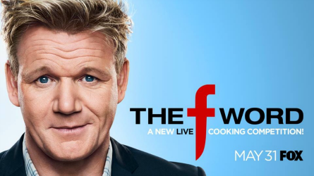 The F Word on FOX promo banner