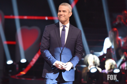 Love Connection 2017, Andy Cohen, FOX, Photo Michael Becker