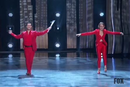 SYTYCD 14 Top 7, Kiki and Gaby