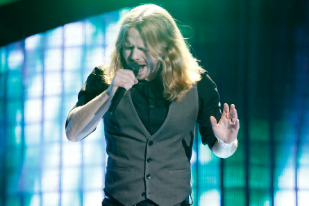The Voice 13 Blind Auditions, Adam Pearce